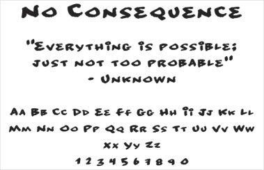 NoConsequence