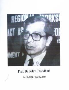 Prof.Dr. Nilay Chaudhuri
