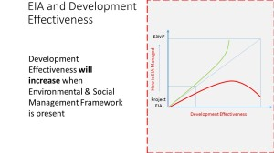 EIA and Development Effectiveness